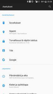 Android sovellukset