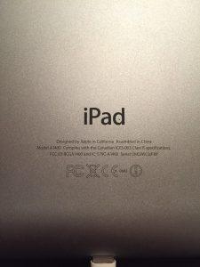 Miten eroitat iPadisi