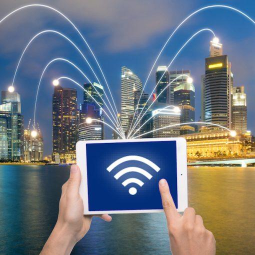 Internetin jakaminen iPadilla muille laitteille