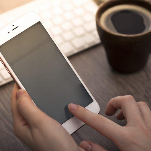 iPhone näytön nauhoitus